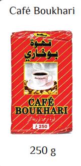 Coffee Boukhari 250g