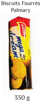 Palmary biscuit with chocolate 200g