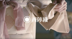 日本「西陣織」VI項目