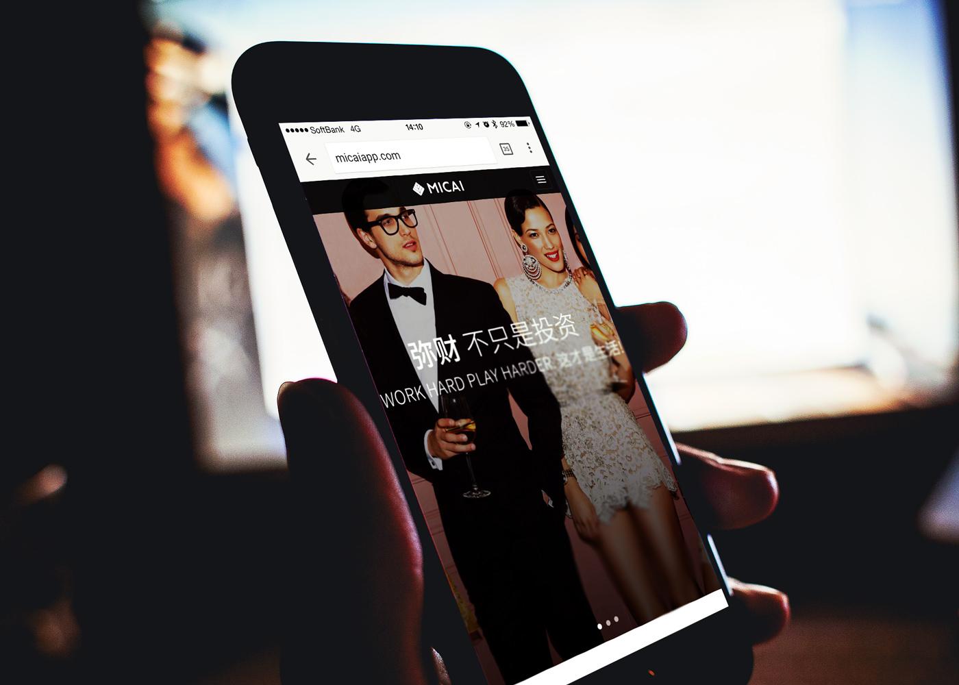 北京「彌財」VI項目