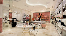 MUX女裝鞋店設計 | Shop interior design for Ladies shoes shop in Guangzhou