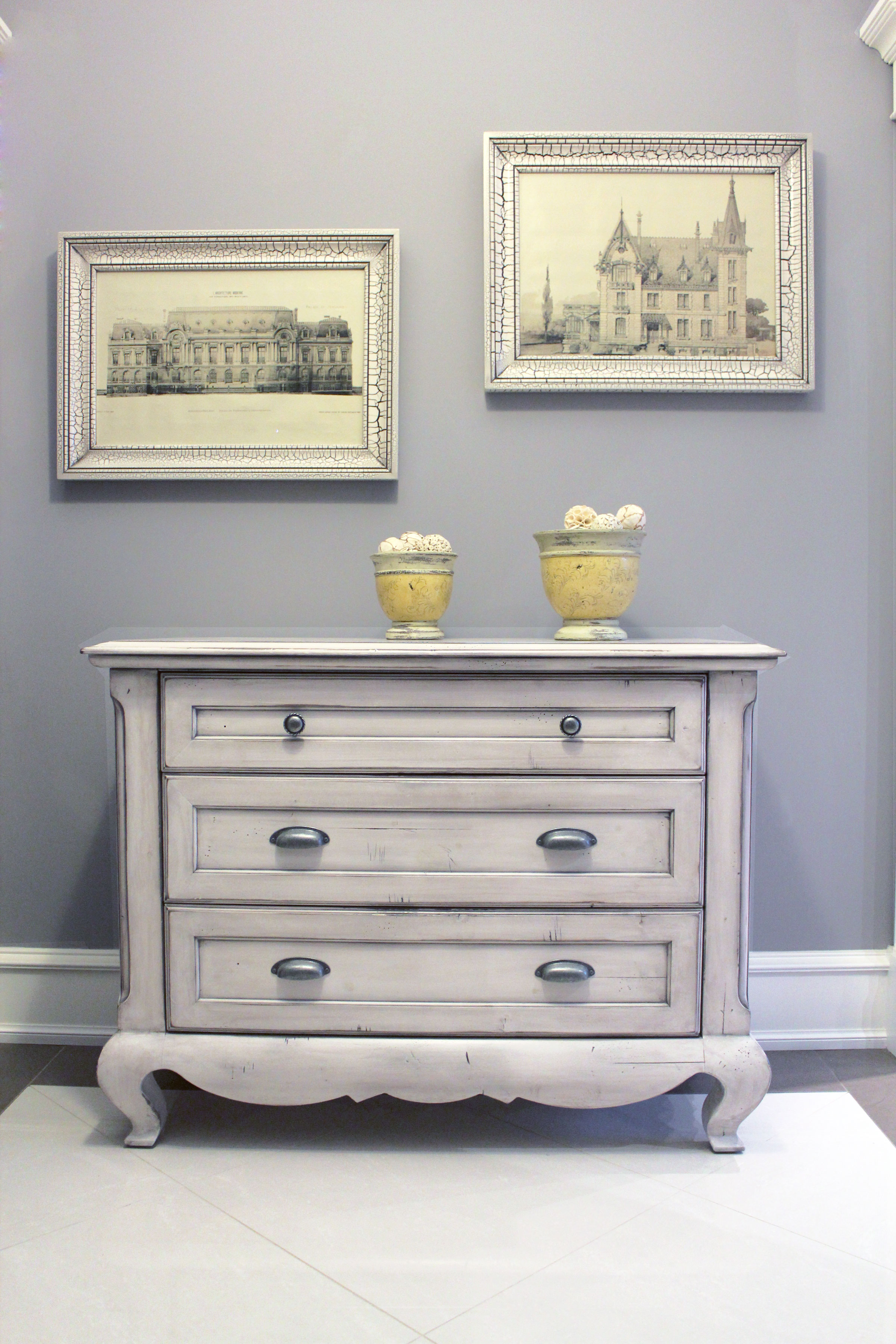 FRENCH PROVENCE STYLE DRESSER