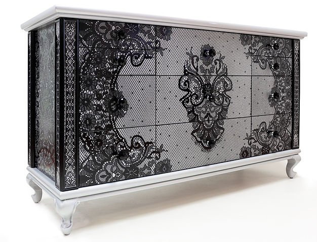 The Chantilly Chest, Chestnut Grove Design Studio