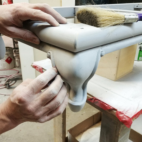 HAND FINISHES