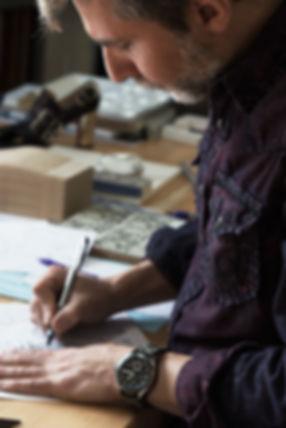Designer Francesco Giampietro - Chestnut Grove