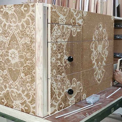 THE CHANTILLY CHEST