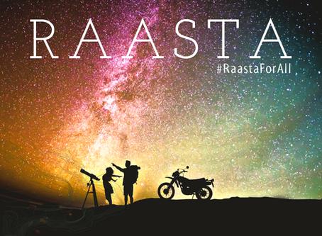 #RaastaForAll