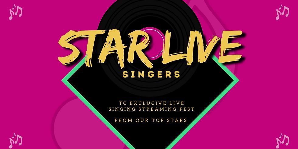 Star Live - Singers