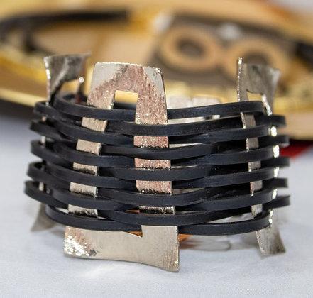 Bracelet MARILIA CAPISANI doré
