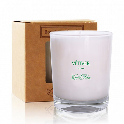BOUGIE 180GR VETIVER