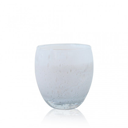 BOUGIE 340GR PERLE BLANCHE