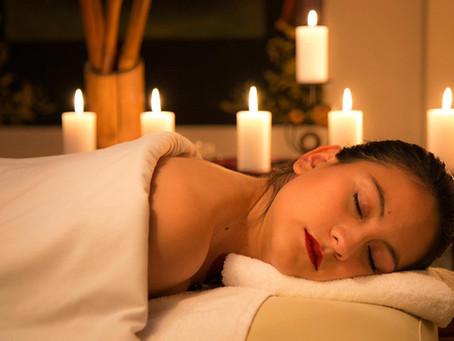 Curso Profissionalizante de Massagem Relaxante