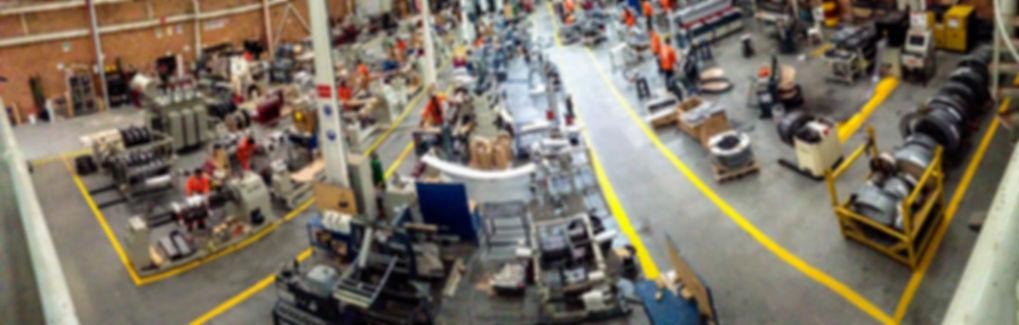 Fabrica de Transfomadores de Distribución y Potencia