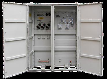 Transformador Trifásico Tipo pedestal Radial Serie 1600 kVA Serie 15 / 1,2 kV