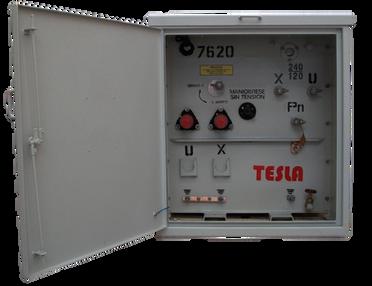 Transformador Monofásico Tipo Pedestal Radial 112,5 kVA Serie 15 / 1,2 kV
