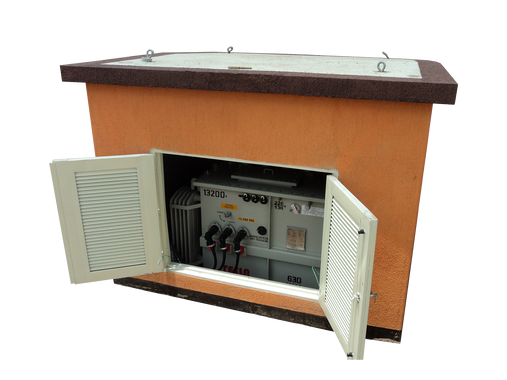 Transformador Trifásico Ocasionalmente Sumergible 630 kVA Serie 15/1.2kV