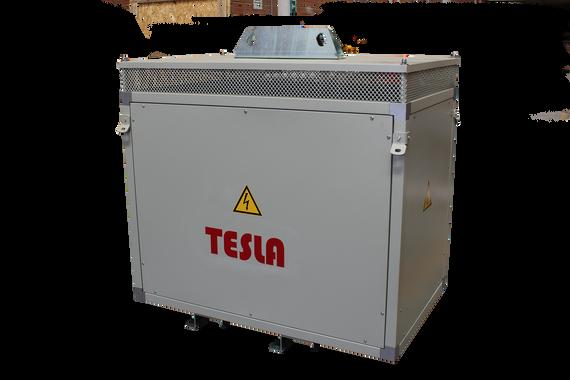 Gabinete de protección IP 23 para Transformador de 150 kVA Serie 15/1.1kV
