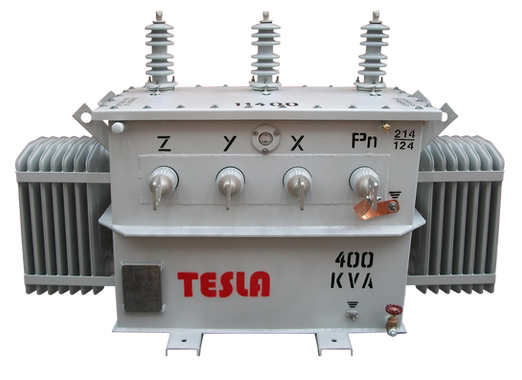 Transformador Trifásico Convencional 400 kVA Serie 15/1.2kV
