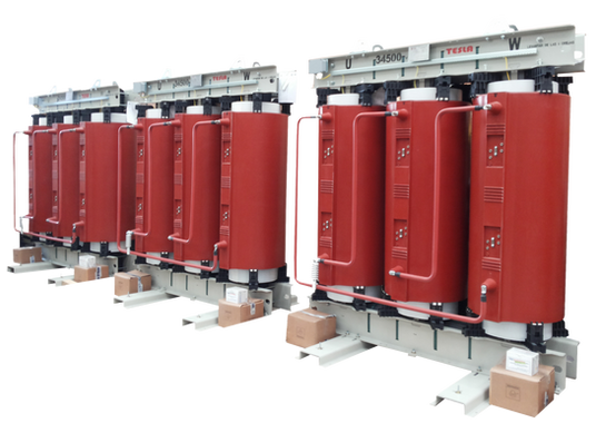 transformadores 1000 kVA serie 36/1.1kV