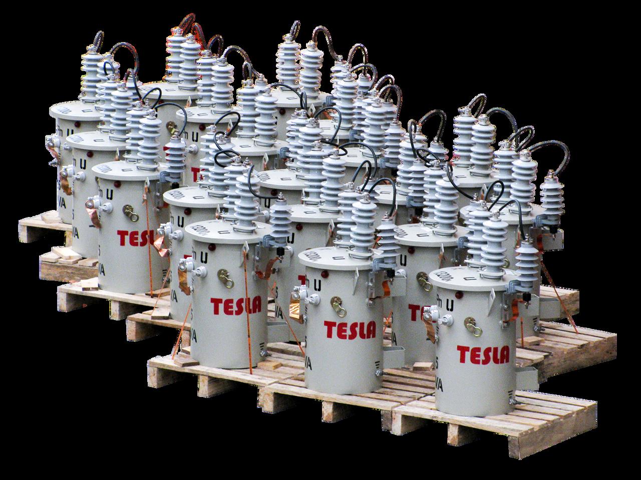 Lote Transformadores Monofásicos Convencionales 37.5 kVA Serie 15/1.2kV Autoprotegidos