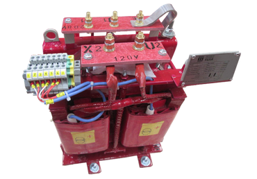 Transformador Monofásico Seco Clase H 5 kVA serie 1.1 / 1.1 kV