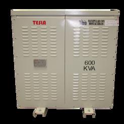 Gabiente de protección IP 20 para transformador de 600 kVA Serie 15/1.1kV