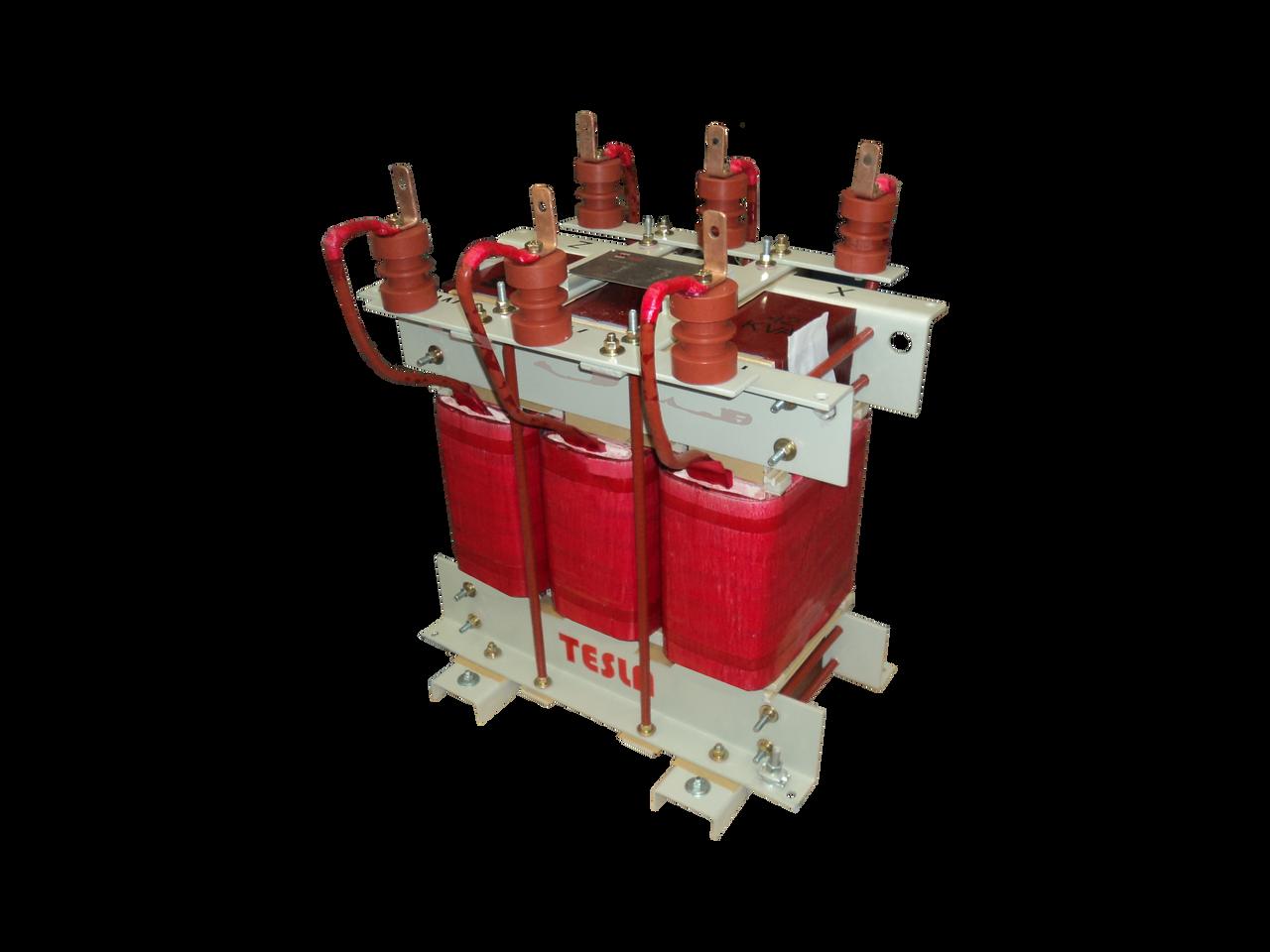 Reactancia Trifásica Seco Clase H 42 kVA Serie 7.2 kV