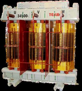 Transformador Trifásico Seco Clase H 2000 kVA serie 36 / 1.1 kV