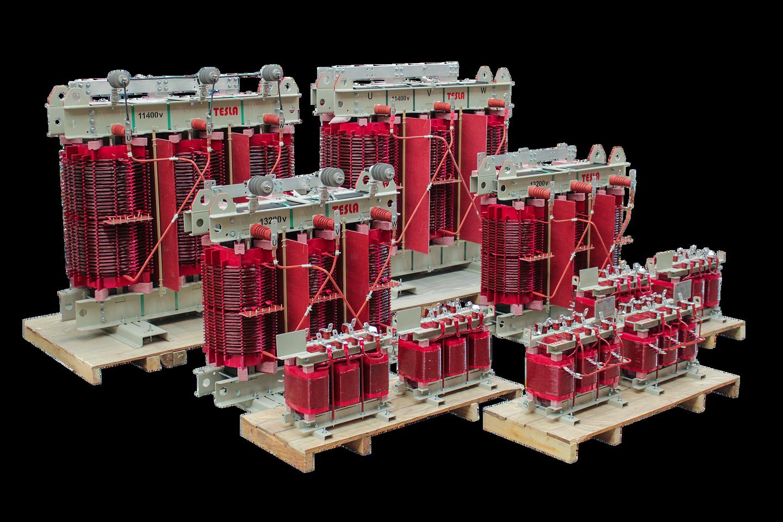 Lote Transformadores serie 15 / 1.1 kV
