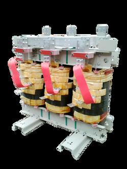 Transformador Trifásico Seco Clase H 800 kVA serie 1.1 / 1.1 kV