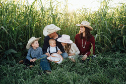 Dukart Family of Seek First Ranch