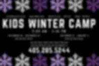 Winter Snowflake Christmas Gift Certific