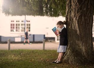 My first school photoshoot.