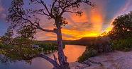 Colorado River in Austin