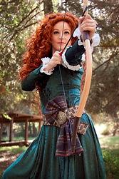 Scottish Lass Princess