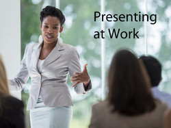 Presenting at Work