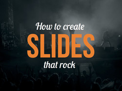 Slides That Rock