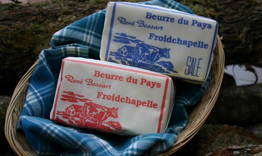 Beurre de Froidchapelle