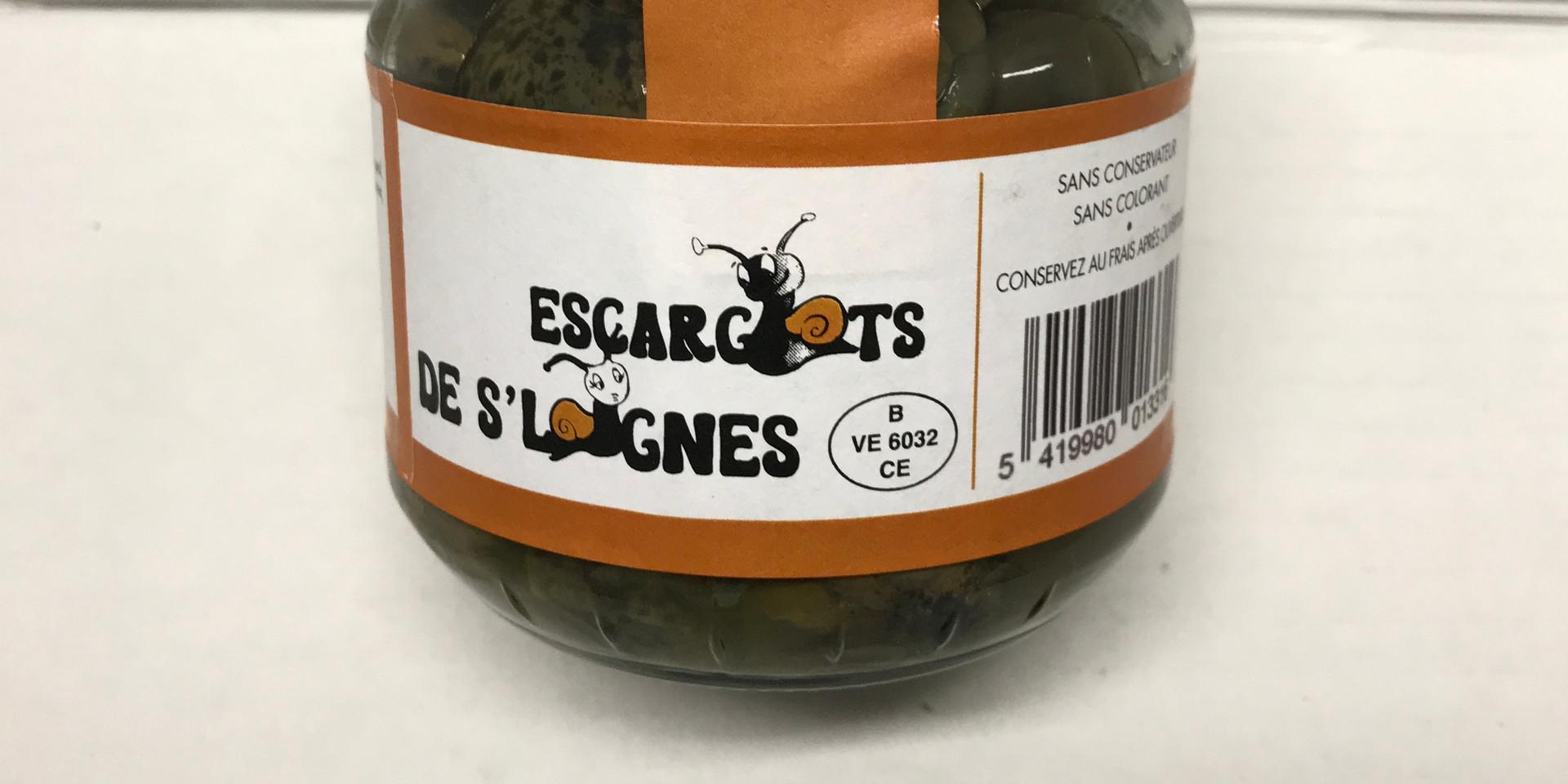 Escargots.