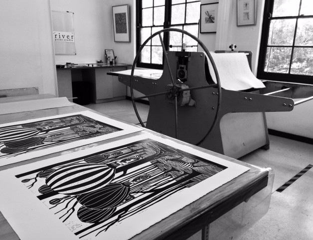 Swan River Print Studio