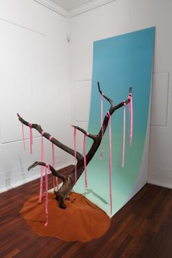 Robert Kettels-Strata-Painted plywood cu