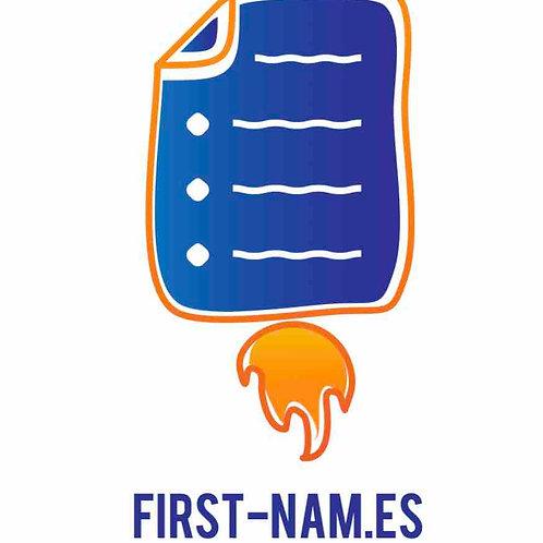 first-nam.es