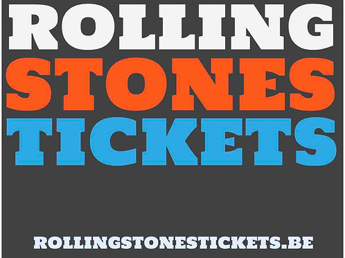 rollingstonestickets.be