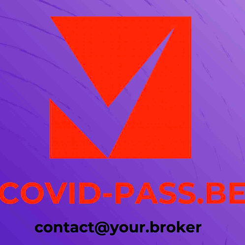 covid-pass.be