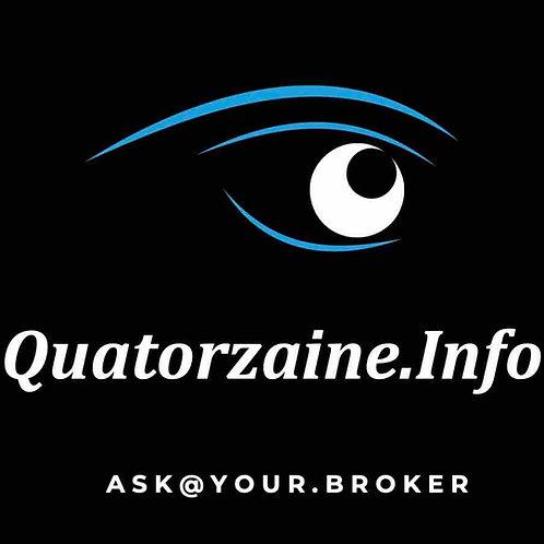 quatorzaine.info