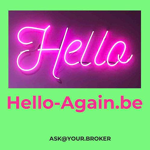 hello-again.be