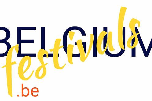 belgiumfestivals.be