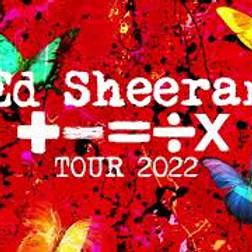 ED SHEERAN - TOUR 2022 - PARIS