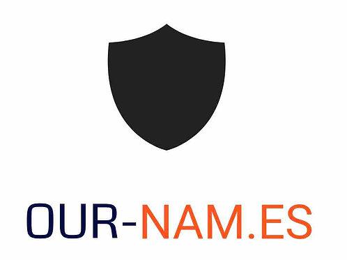 our-nam.es