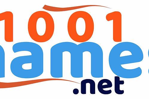 1001names.net